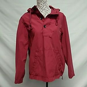 Old navy red jacket pull over